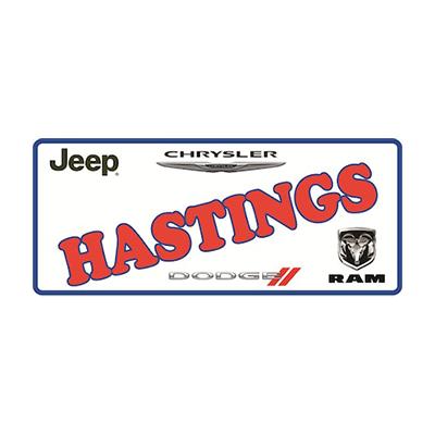 Hastings Chrysler Jeep