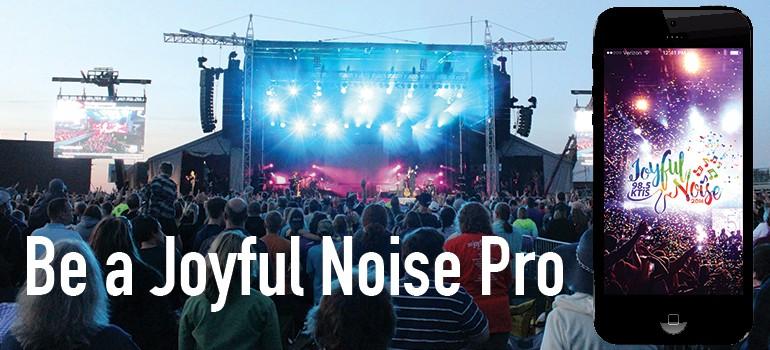 Joyful Noise Web Banner