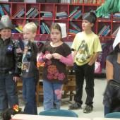 second grader classroom