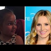 Anna from Frozen shares a special message with a special 6-year-old!