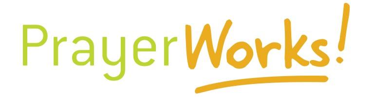 PrayerWorks Banner