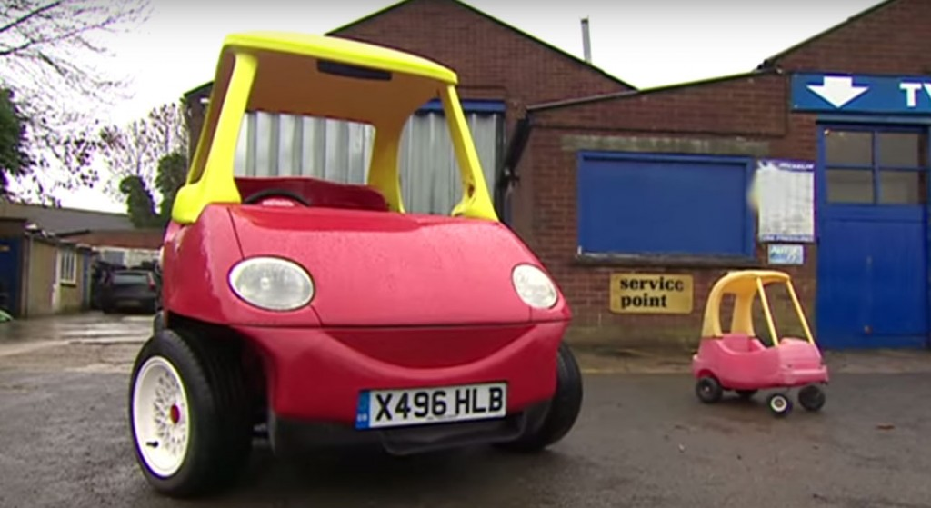 big-little-tykes-car