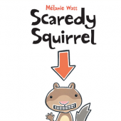 scaredy squirrel wide