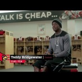 Teddy Bridgewater's faith
