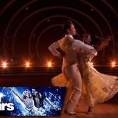 "Simone Biles dances to ""Good Good Father"" on DWTS"