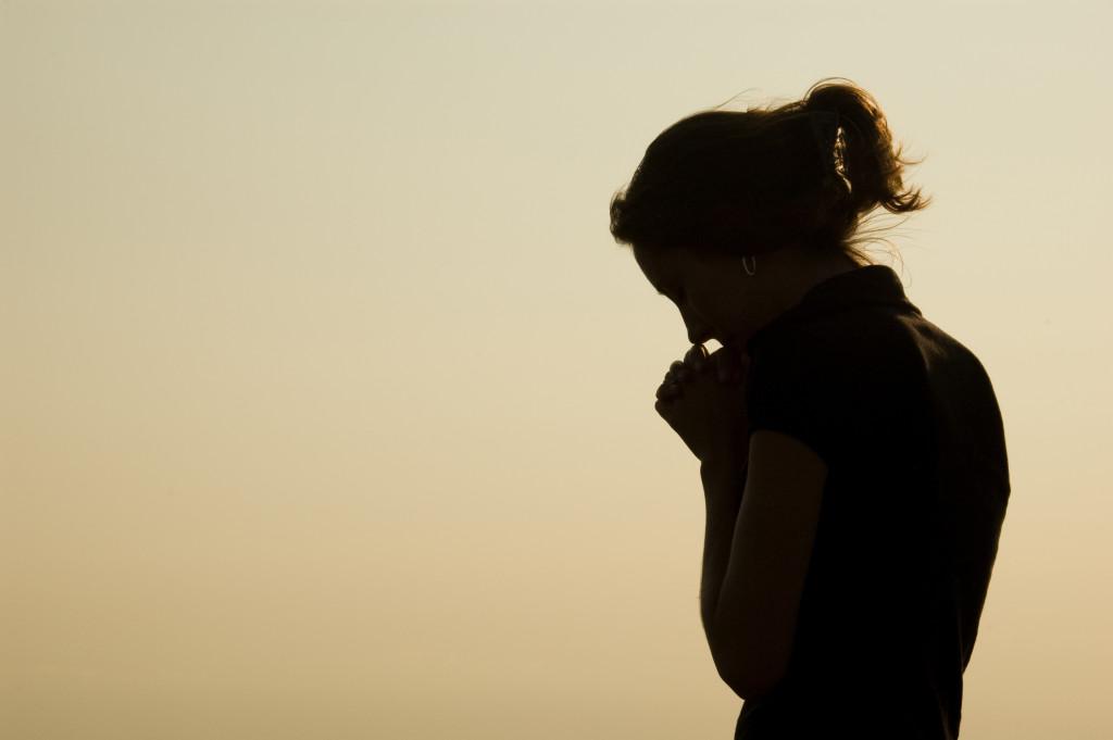 Prayer Silhouette