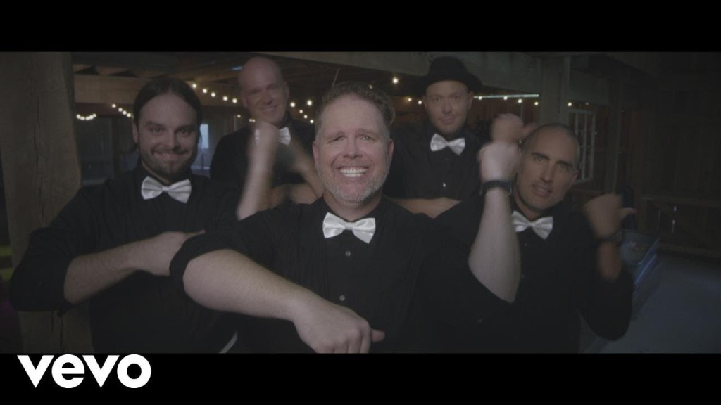 MercyMe's happy cure for a bad day