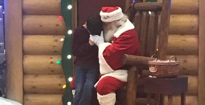 Santa-Prays