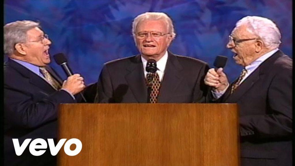Hear Billy Graham sing