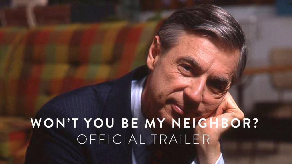 The trailer for this Mr Rogers documentary will make you cry