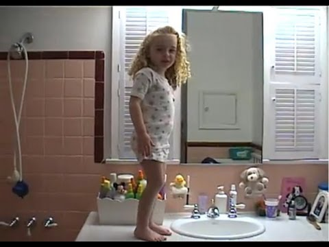 Start your day like this 4-year-old