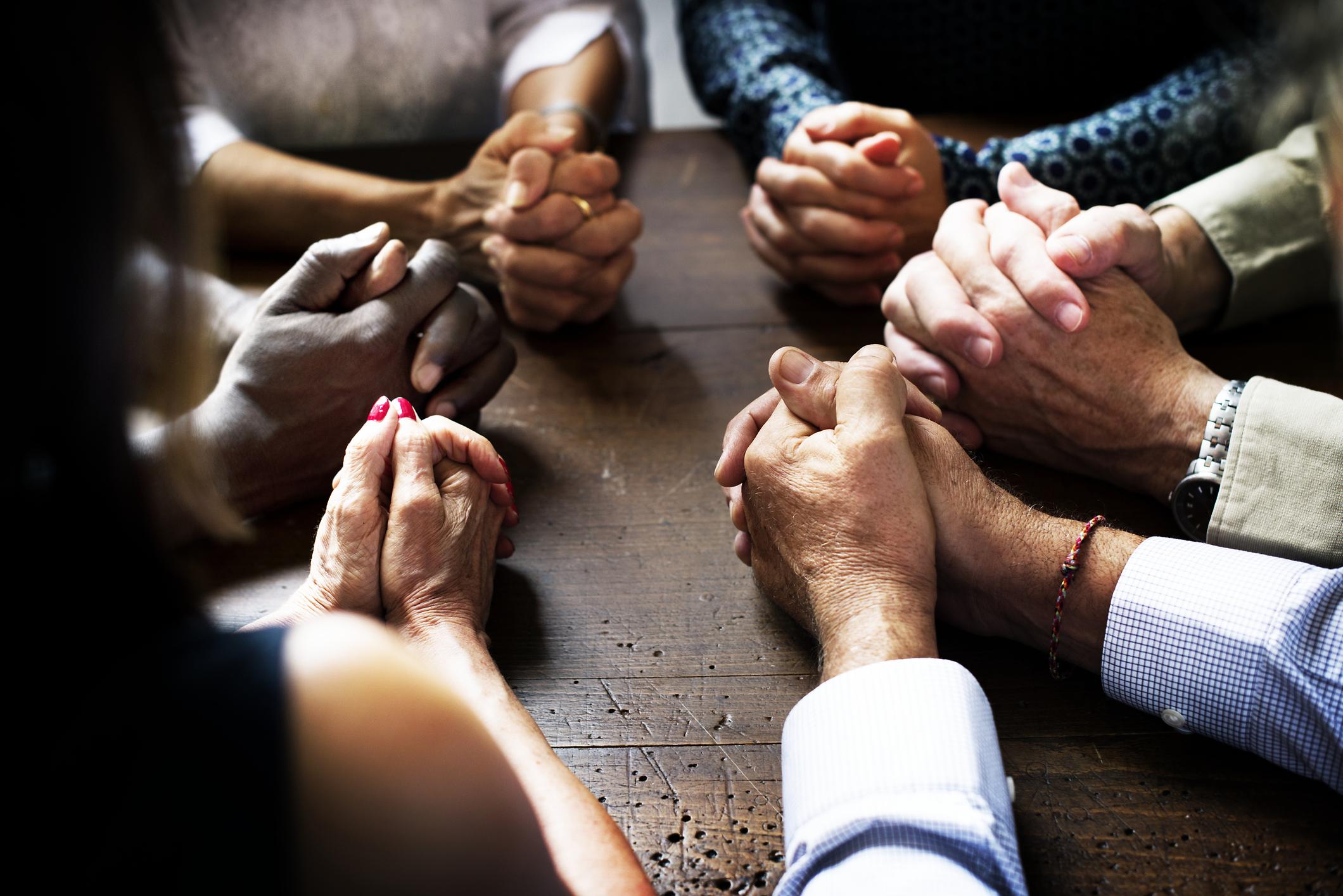 July 8: Pray Together Sunday - 98.5 KTIS 98.5 KTIS