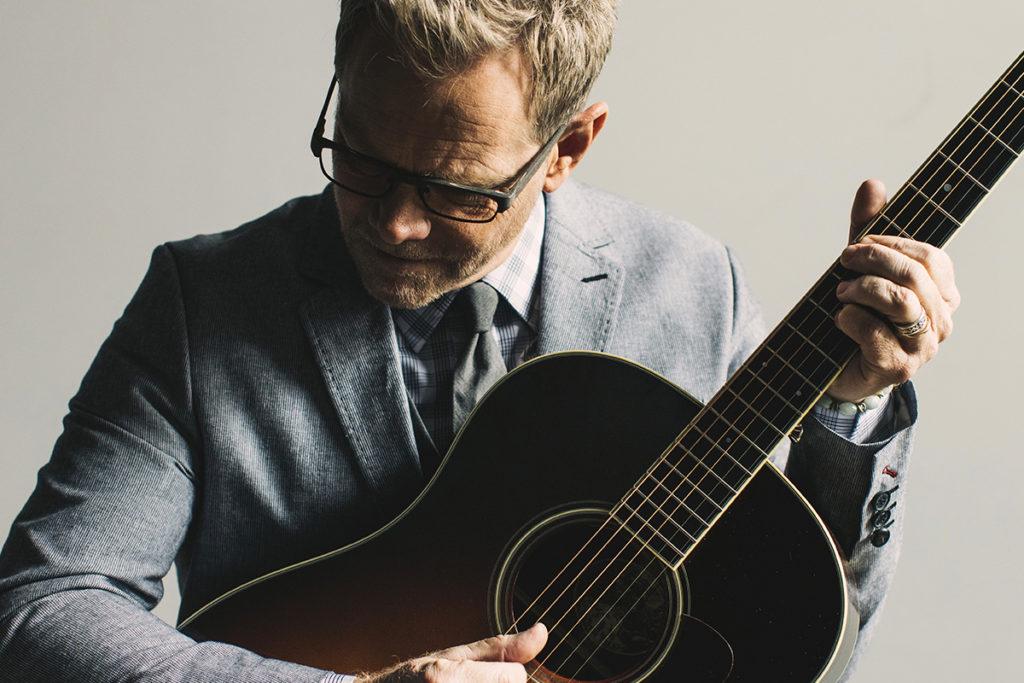 Christian recording artist Steven Curtis Chapman
