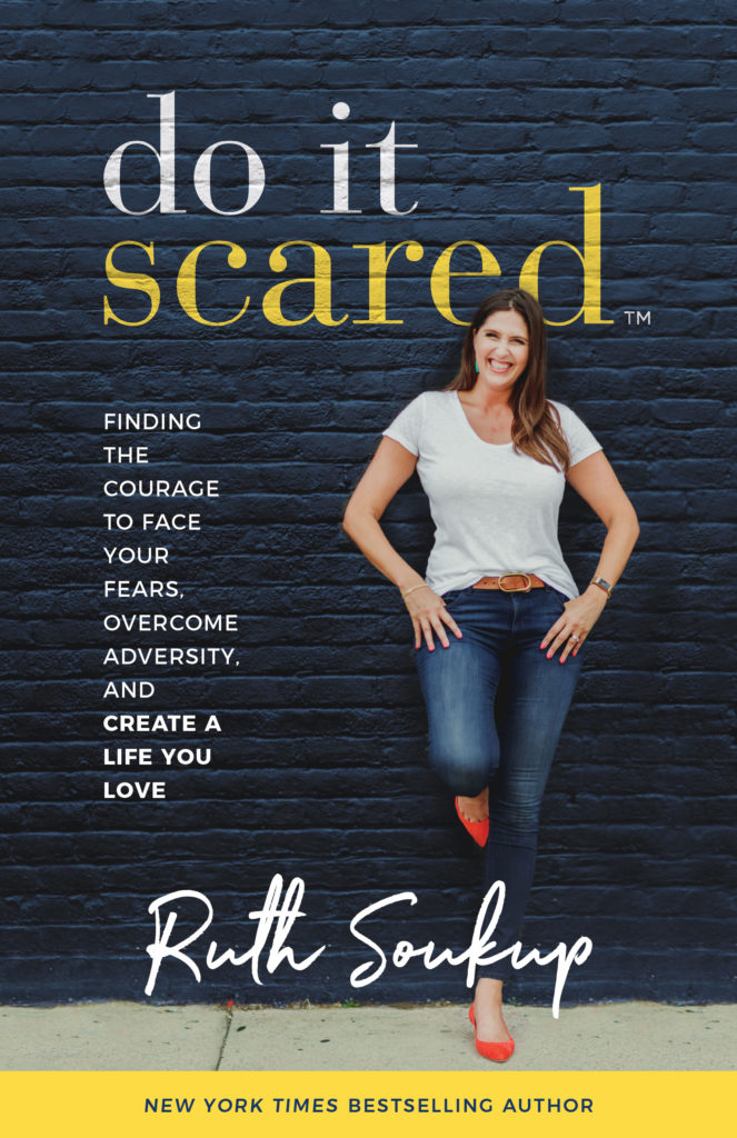 Do It Scared book