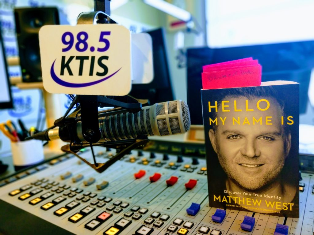 matthew west book club
