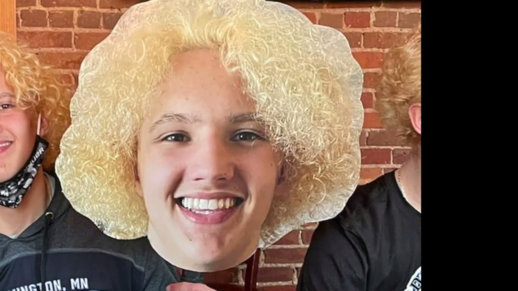 Not even Covid can cancel the 2021 All-Hockey Hair Team!