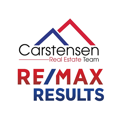 Re/Max results red and blue logo